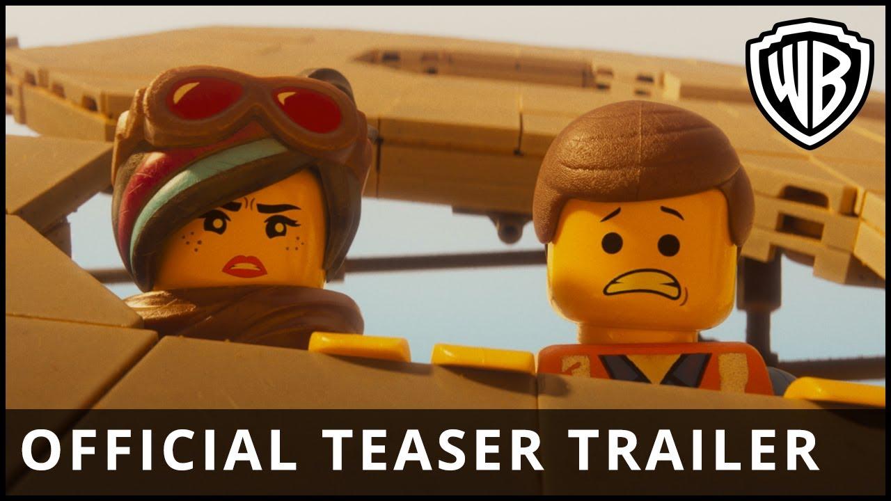 Download THE LEGO®  MOVIE 2 - Official Teaser Trailer - Warner Bros. UK