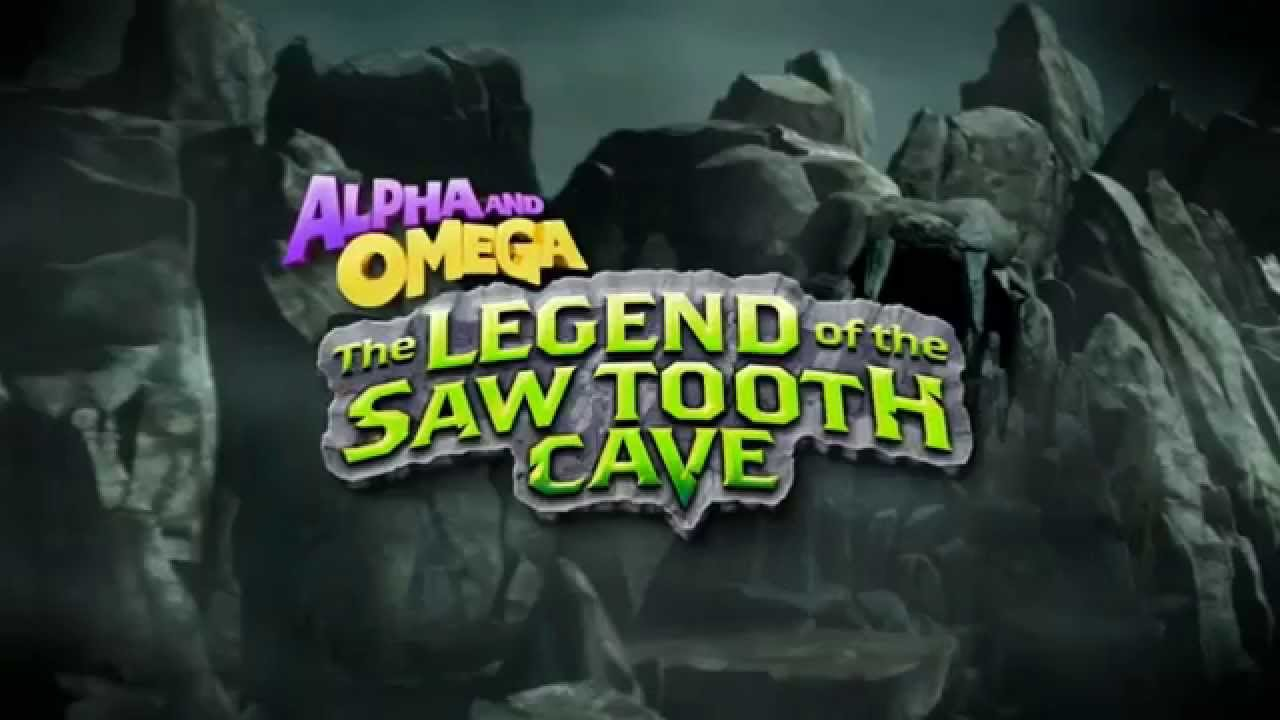 alpha and omega the legend of the saw tooth cave 2014