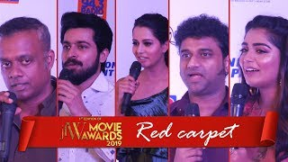 JFW Movie Awards 2019  Red Carpet Moments  JFW Exclusive Video