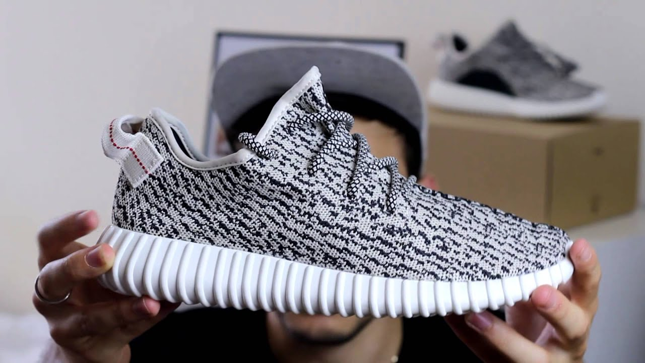 On Foot / Review David 's 7th Batch Replica Yeezy Boost 350 Oxford