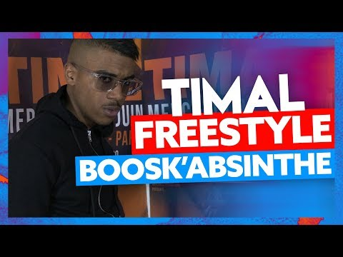 Timal | Freestyle Boosk'Absinthe