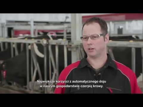 Lely Astronaut - Testimonial - Marcel Steen (Polski / Kanada)