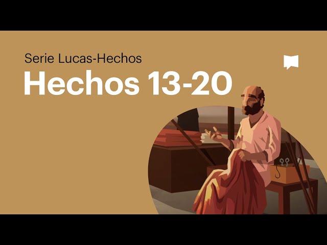 Hechos 13-20