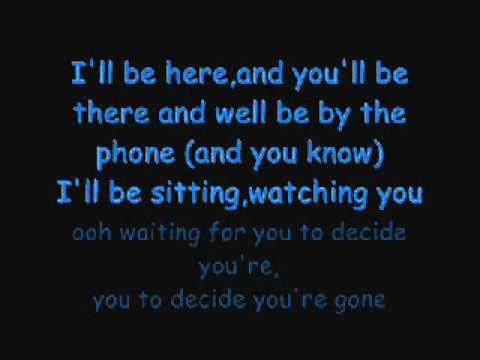 SOJA - Decide you're gone Lyrics OFFICIAL