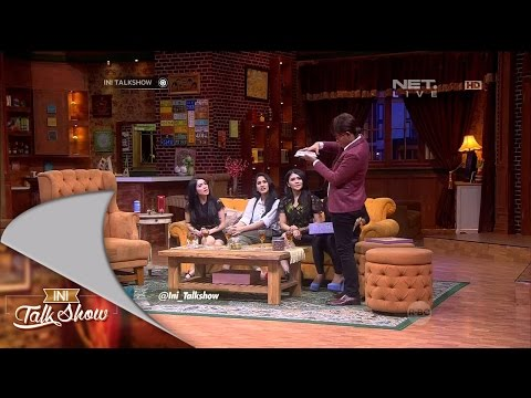 Ini Talk Show 13 April 2015 Part 3/5 - Angel Karamoy, Indah Dewi, Asyifa, Fita