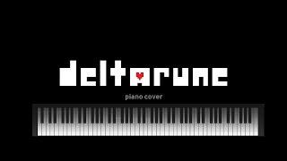 Deltarune- Beginning/Car 【Piano Cover】 (Free MIDI)