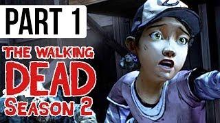The Walking Dead Season 2 - Episode 1 - Gameplay Walkthrough Part 1 - ALL THAT REMAINS