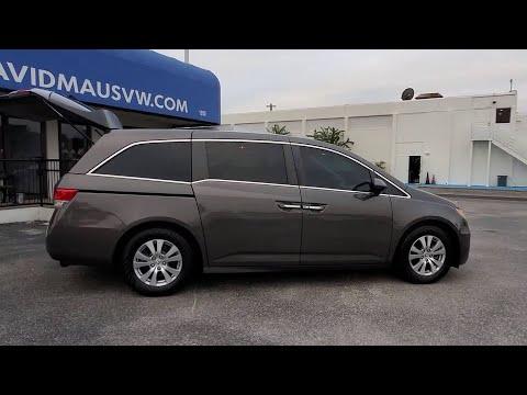 2014 Honda Odyssey Orlando, Sanford, Kissimme, Clermont, Winter Park, FL 91133B