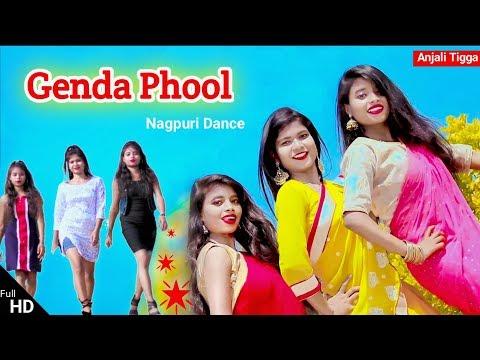 Genda Phool ЁЯШН Anjali Tigga / New Nagpuri Sadri dance video 2020 / Dilu Dilwala