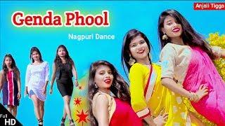 Genda Phool 😍 Anjali Tigga / New Nagpuri Sadri dance video 2020 / Dilu Dilwala