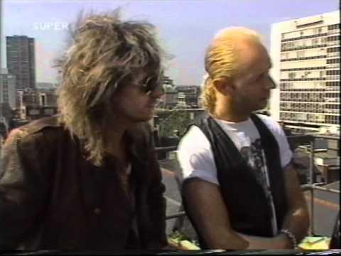 Judas Priest 1988 Interview (101 of 100+ Interview Series)
