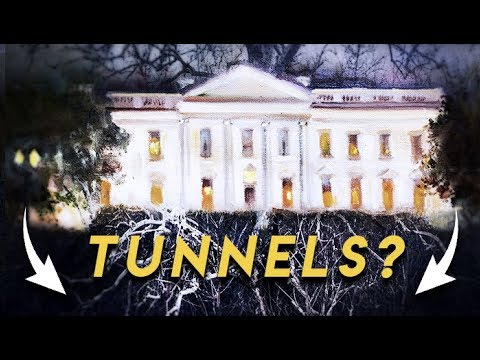 The Forgotten Tunnels Under Washington D.C...(bizarre)