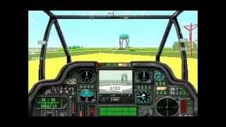 Gunship 2000: Europe Training: Road to campaign