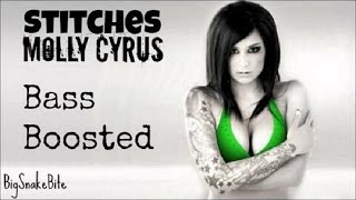 Molly Cyrus Bass Boosted (Stitches)
