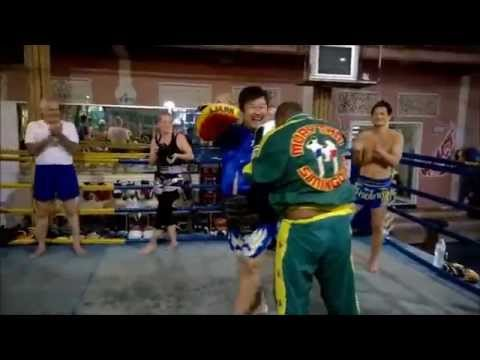 Master Toddy and Ronnie Green Padwork after 35 years!