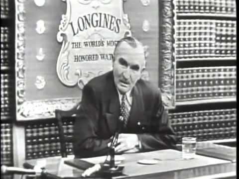 LONGINES CHRONOSCOPE WITH WAYNE L. MORSE