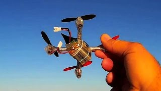 Quadcopters and Hair Bands