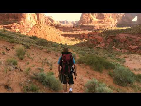 Coyote Gulch - Jacob Hamblin Arch