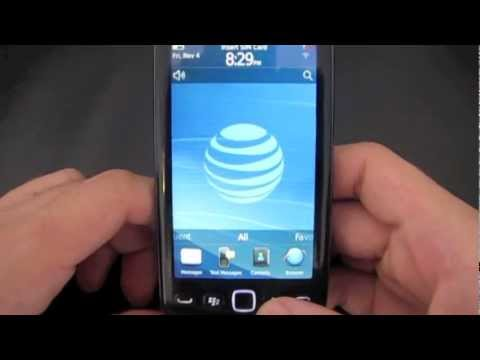 How to Unlock Blackberry Torch 9800 9860 9850