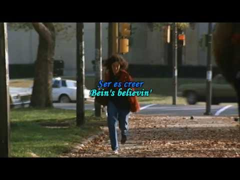 What a Feeling - Irene Cara FlashDance Lyrics Sub. Español from YouTube · Duration:  3 minutes 55 seconds