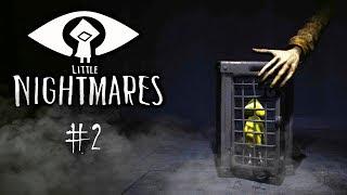 ОНИ ПОЙМАЛИ МЕНЯ! Мои Маленькие Кошмары - Little Nightmares #2