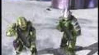 Halo 3: No gun/Weird Numbers