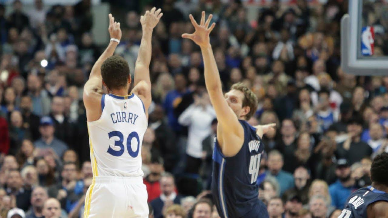 5b529e20a47 Steph Curry Game Winner - Warriors vs Mavericks - YouTube