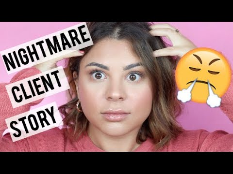CLIENT HORROR STORY | SHE DEMANDED I STAY LATE & WORK FOR FREE!