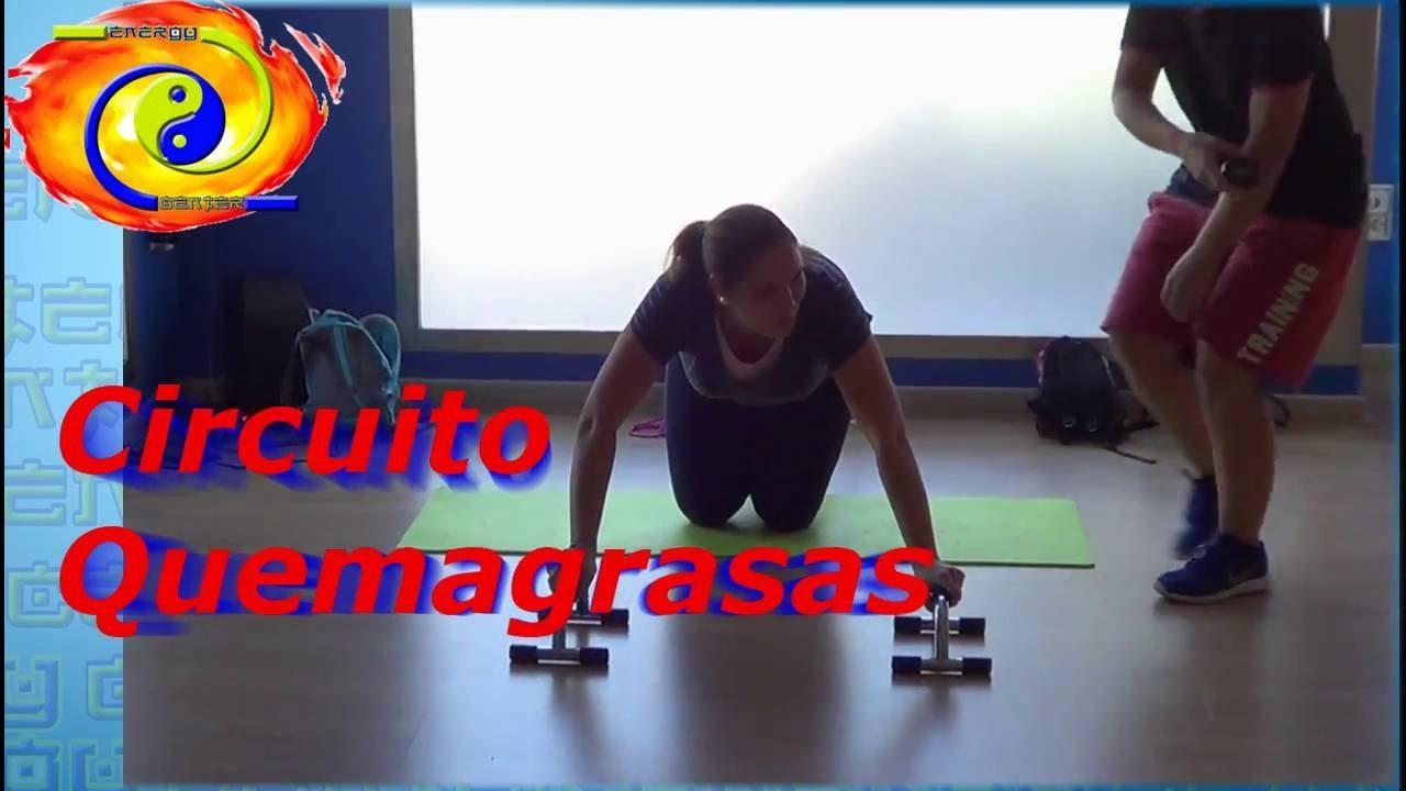 Circuito Quemagrasas : Gimnasio energy center clases circuito quemagrasas youtube
