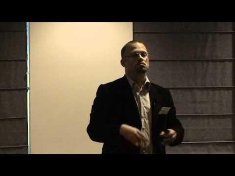 TEDxDavis- Klaus von Benthem - Atoms: Legos for Scientists