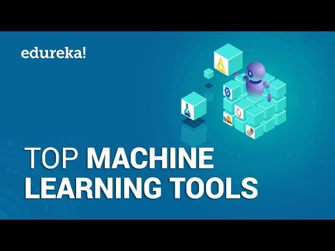 Top Machine Learning Tools and Frameworks for Beginners | Machine Learning Tutorial | Edureka