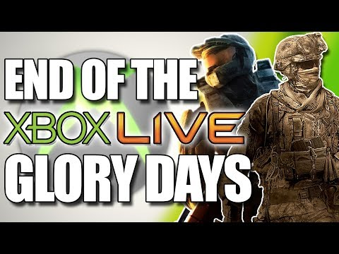 What Happened To The Glory Days Of Xbox Live?