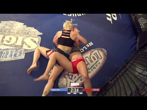 DCS 32 Gabby Edgington vs  Kirstina Leonard