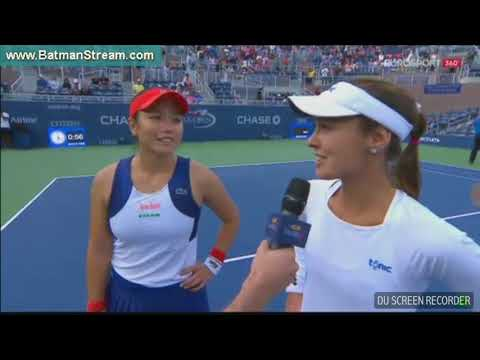 hingis chan round 1 us open 2017