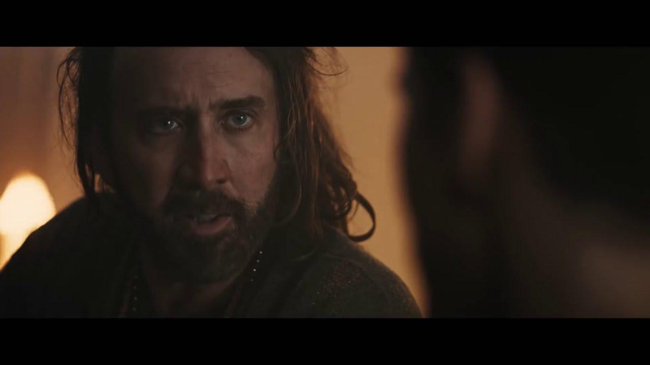 JIU JITSU Official Trailer HD (2020) Nicolas Cage, Marie Avgeropoulos, Frank Grillo