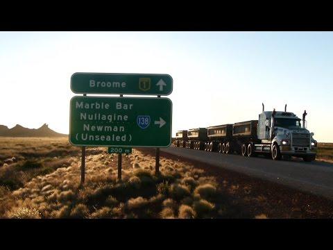 The Pilbara - Towns Part 1