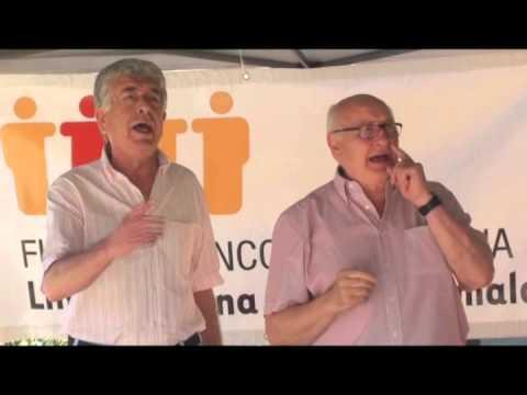 """Els Trefins canten """"Vell pescador"""""""