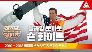 2010 밴쿠버 올림픽, 2014 소치 올림픽, 201…