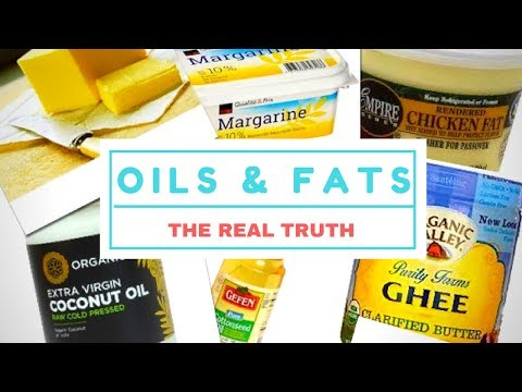 oils-&-fats---what's-really-healthy?