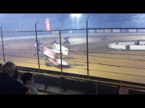 2017 Airport Speedway midget racing