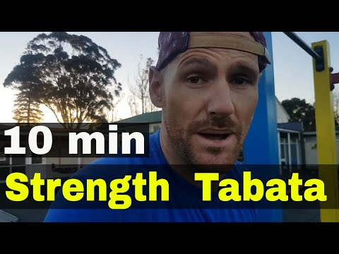 10-minute-bodyweight-tabata-strength-workout