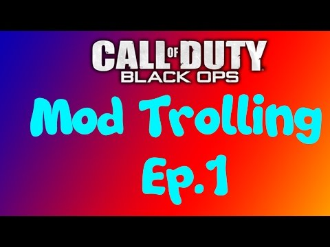 Making Friends While Modding | Mod Trolling Ep1 |