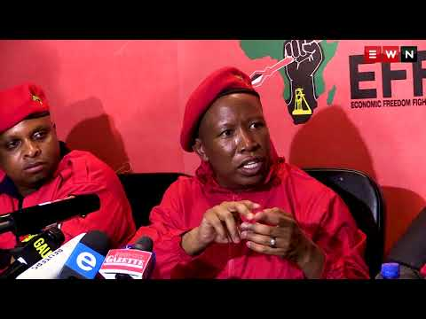 Malema: We are not taking the land from the kings and there is no war