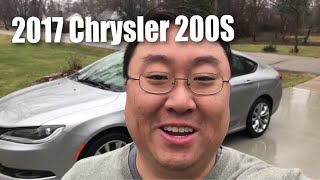 What I love and hate about the 2017 Chrysler 200S