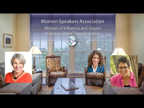 Women Leaders: Joyce Sunada and Linda Babulic #speakerchat