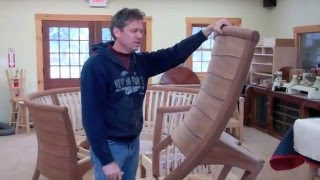Fine Furniture Making With Tom Mclaughlin, The Banquette Project