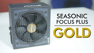 Seasonic FOCUS+ Gold 850W Overview - The Best Power Supply of 2017! | OzTalksHW