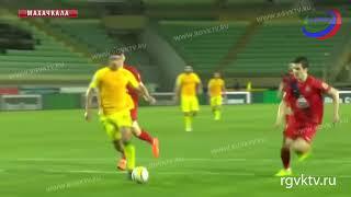 «Анжи» покидает премьер-лигу ЧР по футболу