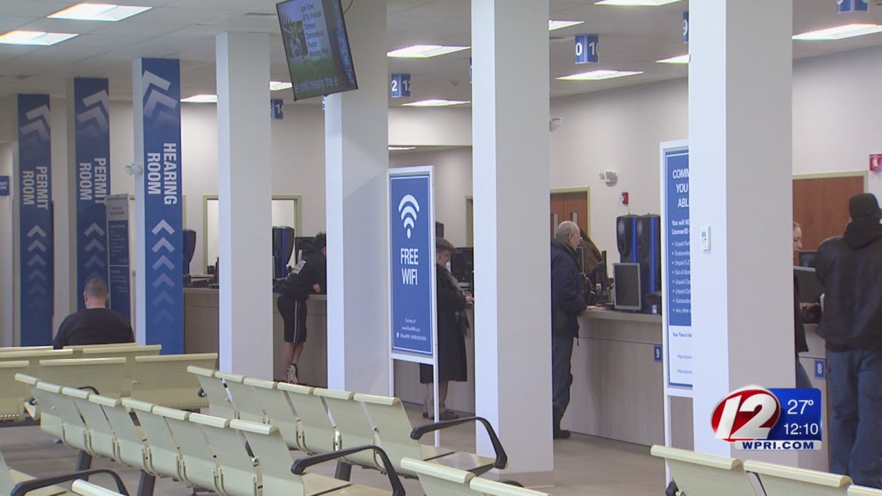 New RMV Office Opens in Fall River