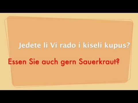 Deutsch für Krankenpflege-Njemački jezik za njegovatelje i njegovateljice(Prvi dio) from YouTube · Duration:  6 minutes 1 seconds
